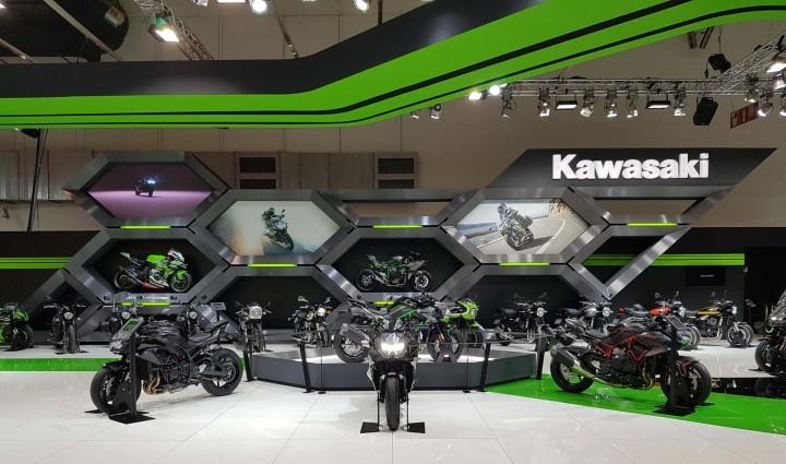 Kawasaki stand 1