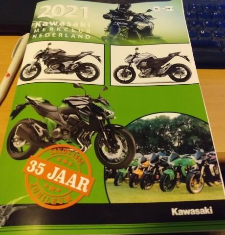 Kaft clubblad 209