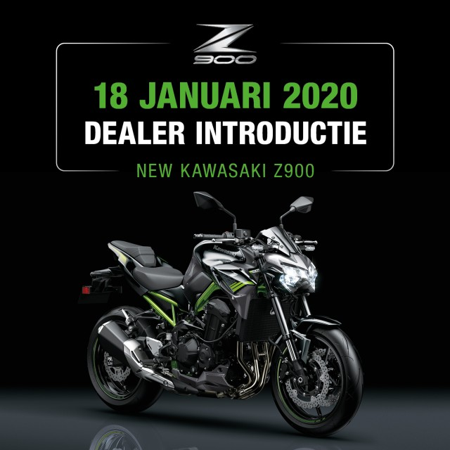 Z900 dealer intro NL