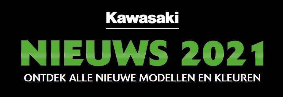 Kawasaki nieuws 2021